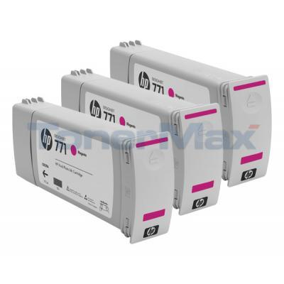 HP NO 771 DESIGNJET INK CART MAGENTA